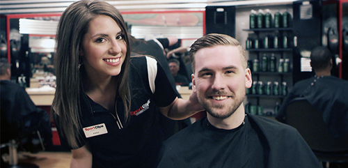 Sport Clips Haircuts of Hamilton Crossing  Haircuts