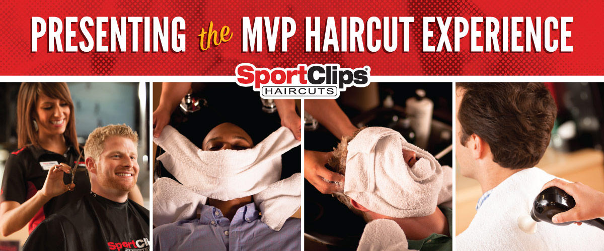 The Sport Clips Haircuts of Hamilton Crossing  MVP Haircut Experience